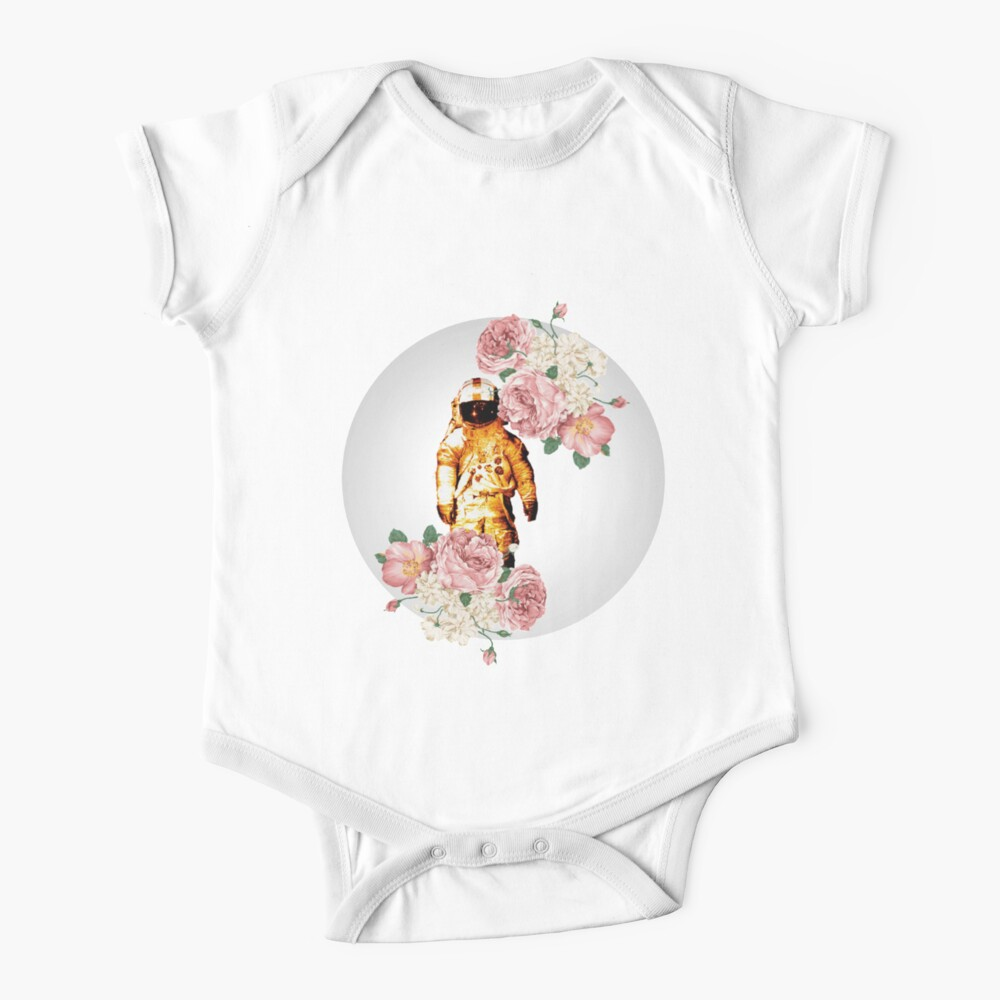 Deja Entendu - Flowers Baby One-Piece