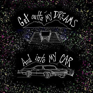 Get Outta my Dreams... by mybadtvhabit