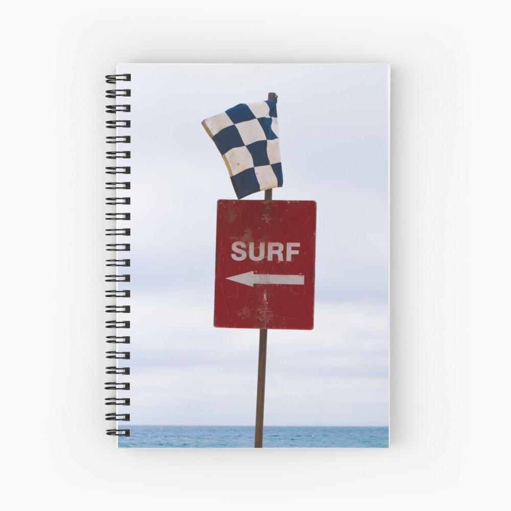 Navegar Cuaderno de espiral