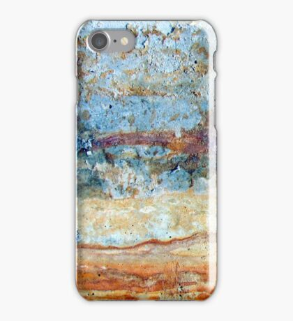 Storm over the Nullarbor iPhone Case/Skin