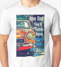 MG Roof over your head Unisex T-Shirt