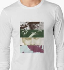The Smiths Albums Long Sleeve T-Shirt