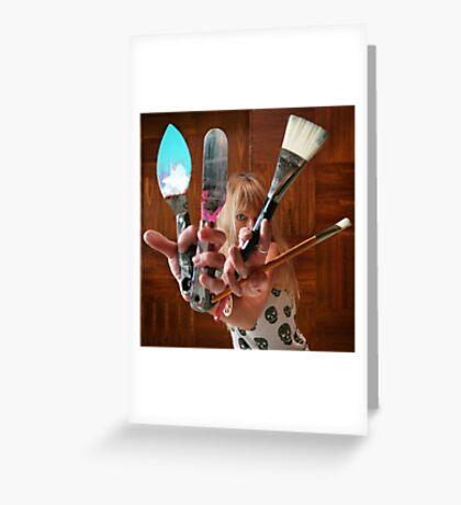 Maud. Greeting Card