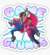 Game Grumps SHOUT Sticker