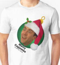 St. Nick Cagemas T-Shirt