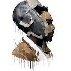 Gambino Droplet No Background by KhrisJWilson