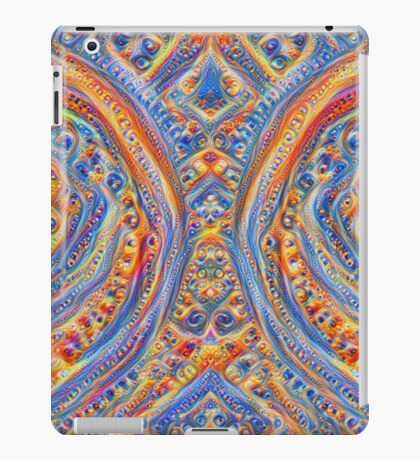 Innominatus #DeepDream iPad Case/Skin