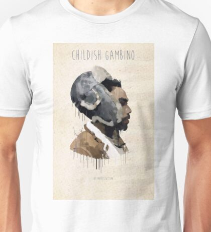 Childish Gambino Droplet Unisex T-Shirt