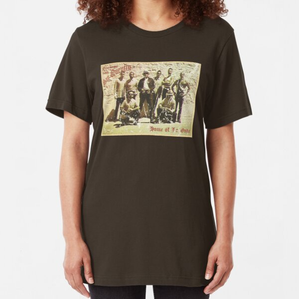 Greetings from San Quentin Slim Fit T-Shirt