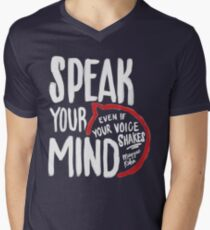 Speak Your Mind - Planned Parenthood T-Shirt