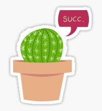 Succ(ulent) Sticker