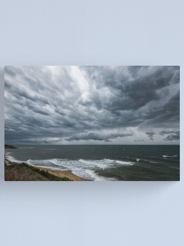 Alternate view of Storm Front Canvas Print