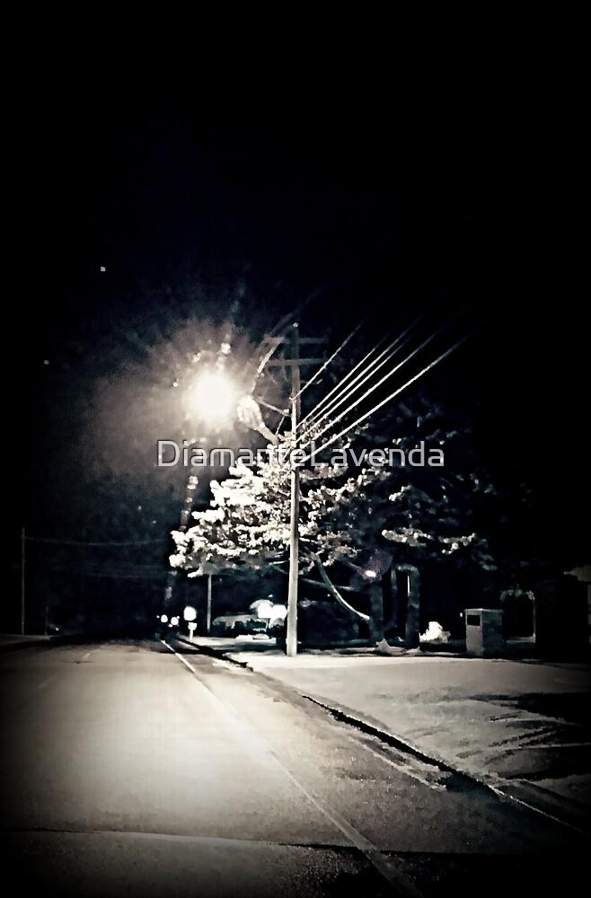 Alone by DiamanteLavenda
