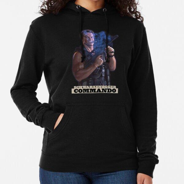 Get to Da Choppa Hoodie Inspired by Predator film Arnie 80/'s retro sci fi