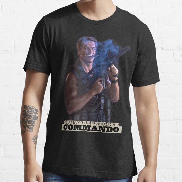 Commando - John Matrix Essential T-Shirt