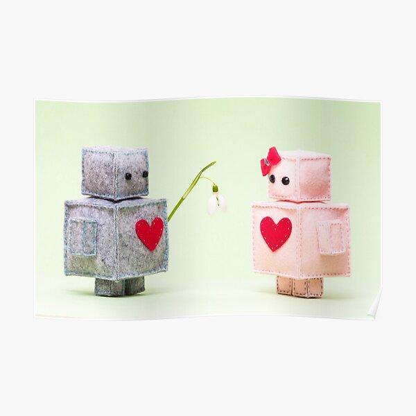 Spring love Poster