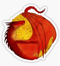 Smaug the Golden Sticker
