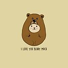 I Love You Beary Much by Cyndiee Ejanda