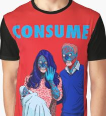 Consume You Graphic T-Shirt
