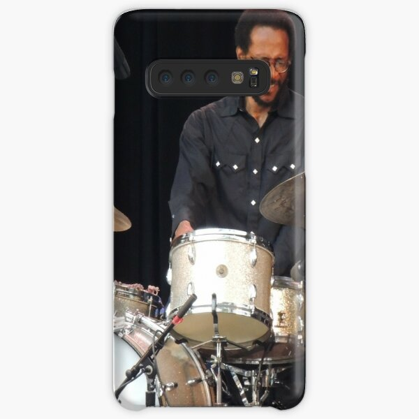 Brian Blade Happy Drummer Samsung Galaxy Snap Case