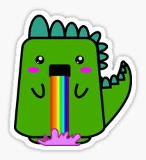Dinomaru Awesome! Sticker