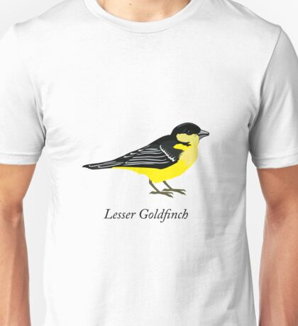 Lesser Goldfinch Unisex T-Shirt
