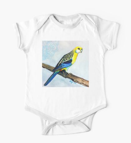 Pale headed Rosella Kids Clothes