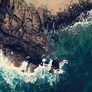 ocean breeze  by Ingrid Beddoes