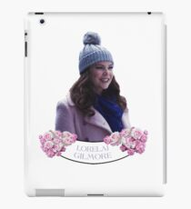 Lorelai Gilmore - Winter iPad Case/Skin