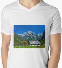 Alpine Farm Men's V-Neck T-Shirt