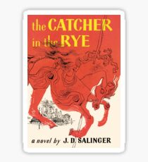 Catcher In the Rye Sticker