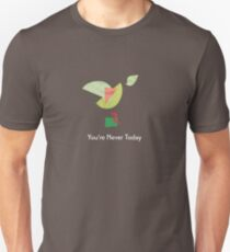 Emerald Bird Unisex T-Shirt
