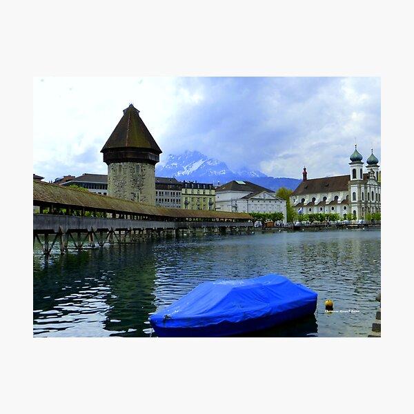 Lucerne Tranquility Fotodruck