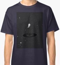 Interstellar - falling in worm hole Classic T-Shirt