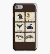Fantastical Creatures iPhone Case/Skin