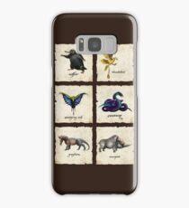 Fantastical Creatures Samsung Galaxy Case/Skin