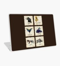 Fantastical Creatures Laptop Skin