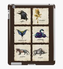 Fantastical Creatures iPad Case/Skin