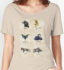 Fantastical Creatures Women's Relaxed Fit T-Shirt
