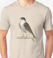 Peregrine Falcon (Falco peregrinus) Unisex T-Shirt