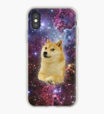 doge space skins iPhone Case