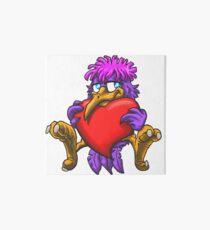 """""""Bird's Love"""" Art Board"""