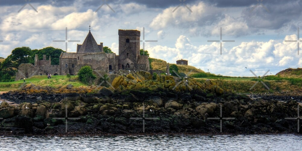 The Abbey by the Sea by Tom Gomez
