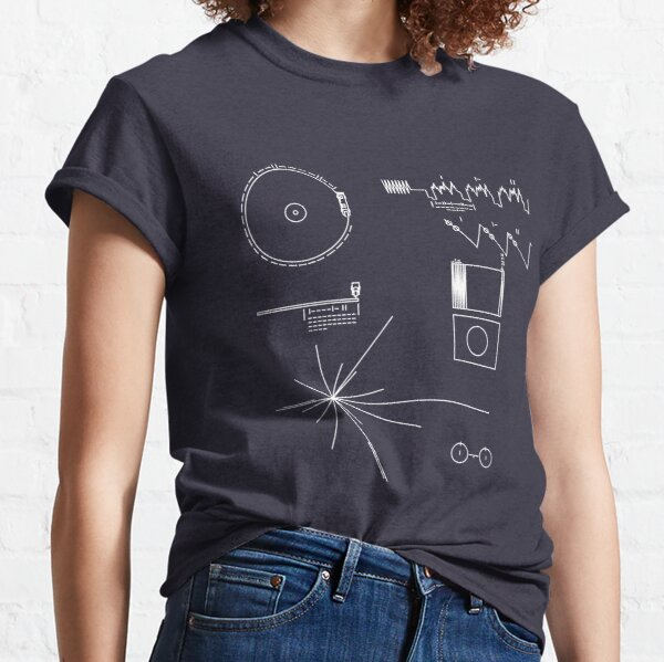 The Golden Record (Voyager) Classic T-Shirt