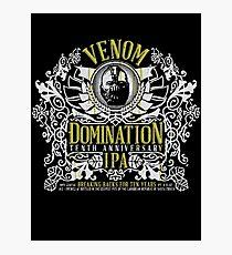 Venom IPA Photographic Print