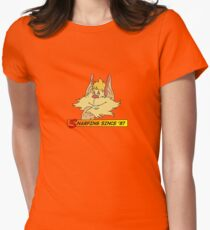 Snarfing since '87 (Thundercats Snarf) Women's Fitted T-Shirt