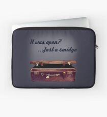 Nur ein kleines bisschen Laptoptasche
