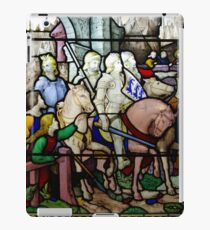 The Idylls Of The King iPad Case/Skin