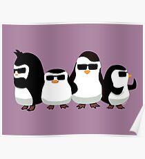 Pinguine aus Madagaskar Poster
