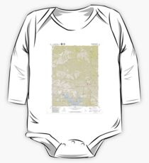 USGS TOPO Map California CA Whiskeytown 301339 1979 24000 geo One Piece - Long Sleeve